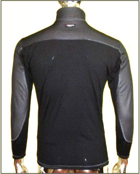 Windproof shirt Spark Merlino