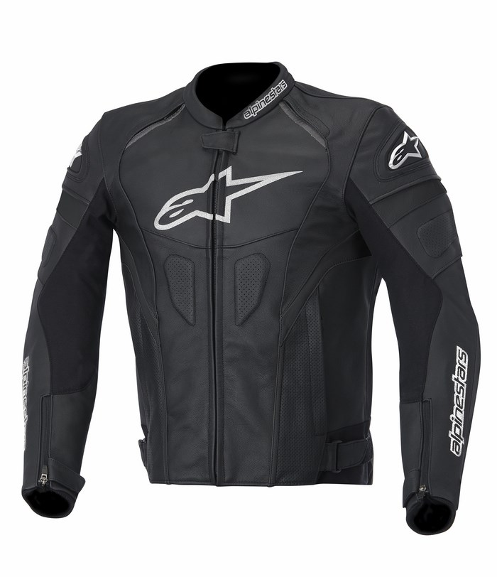 Alpinestars GP Plus R leather jacket black
