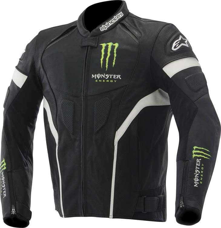 Alpinestars Monster Scream leather jacket