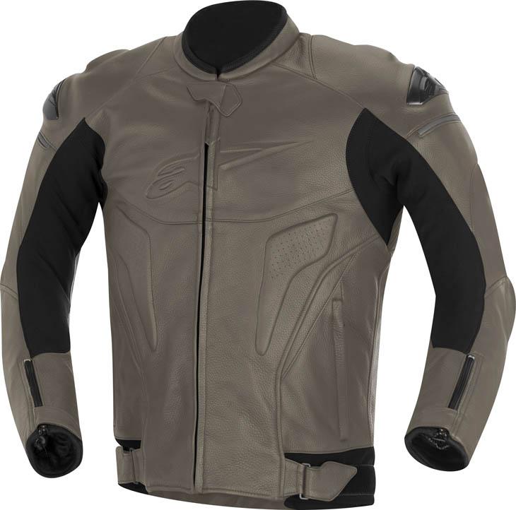 Alpinestars Phantom leather jacket Pirite