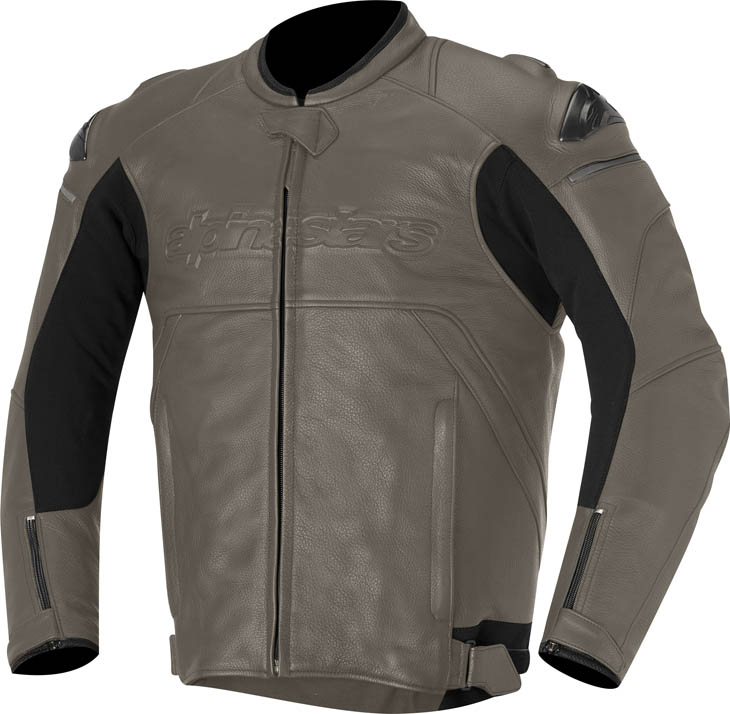Alpinestars Hades leather jacket Pirite
