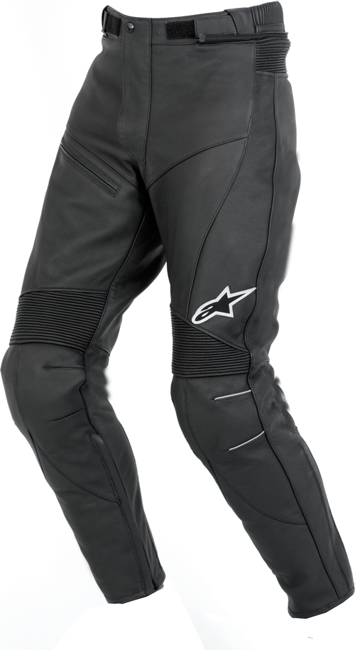 Alpinestars Bat leather pants black