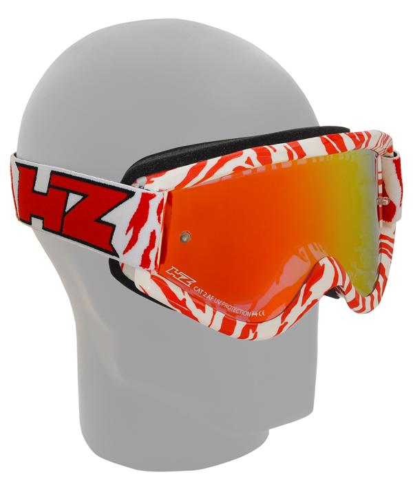 Glasses Striped Red Cross HZ GMZ2