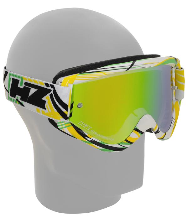 Occhiali cross HZ GMZ2 Blazing Verde
