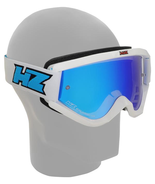 Occhiali cross HZ GMZ3 Pure Blu