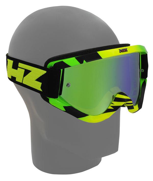 Occhiali cross HZ GMZ3 Tunder Verde