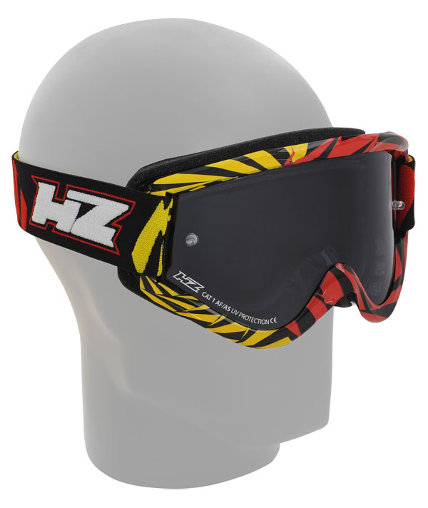 Glasses cross HZ GMZ2 Vortex Yellow Red