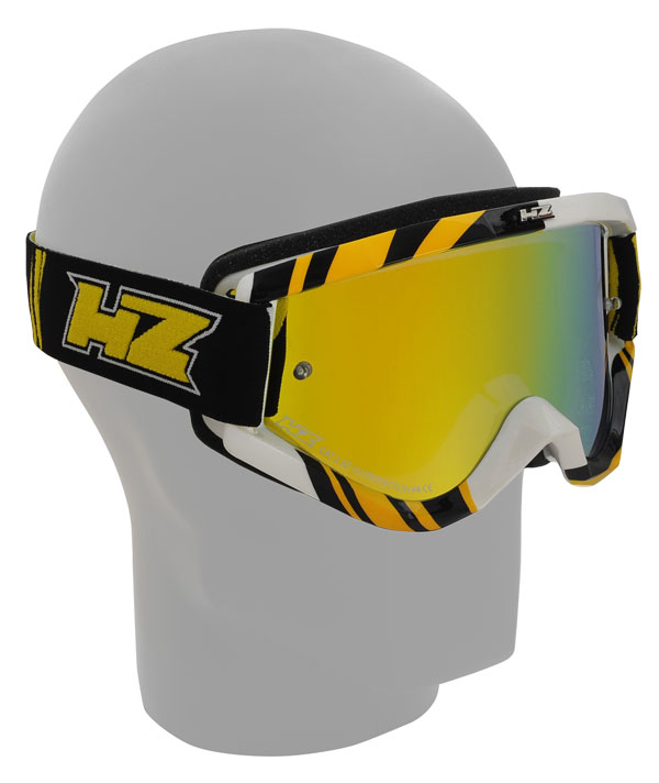 Glasses cross HZ GMZ3 Tornado Yellow