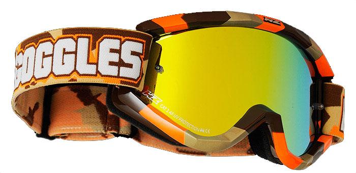 Glasses cross HZ GMZ3 Camo Desert