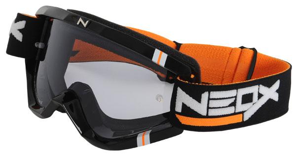 Occhiali cross HZ GMZ3N Neox Base Nero