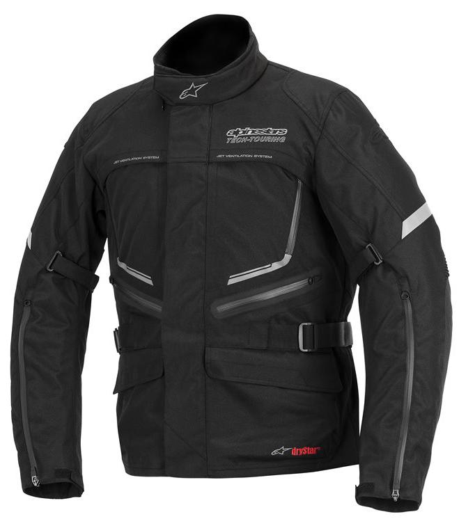 Valparaiso Drystar Jacket Alpinestars Black