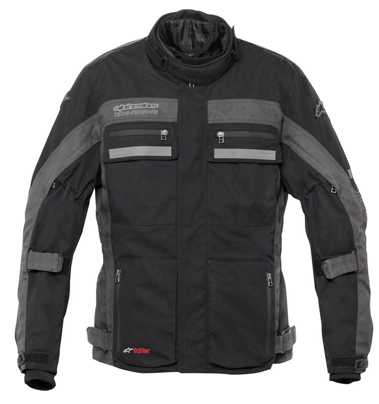 Alpinestars LONG RANGE 2 DRYSTAR JACKET Antracite