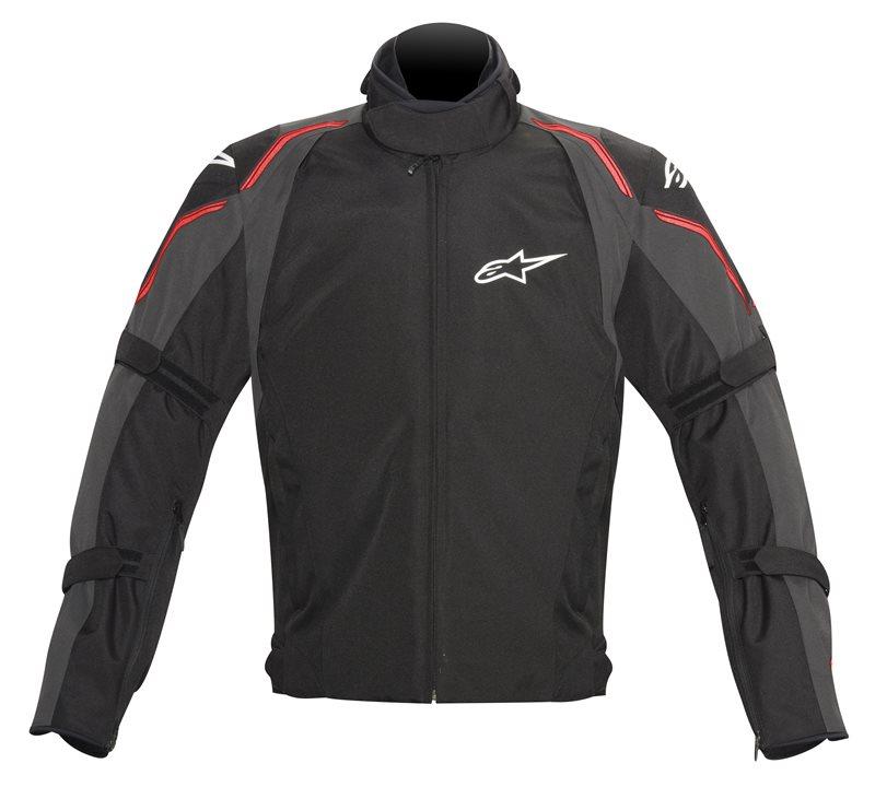 Jacket Alpinestars Megaton DS Black Grey Red