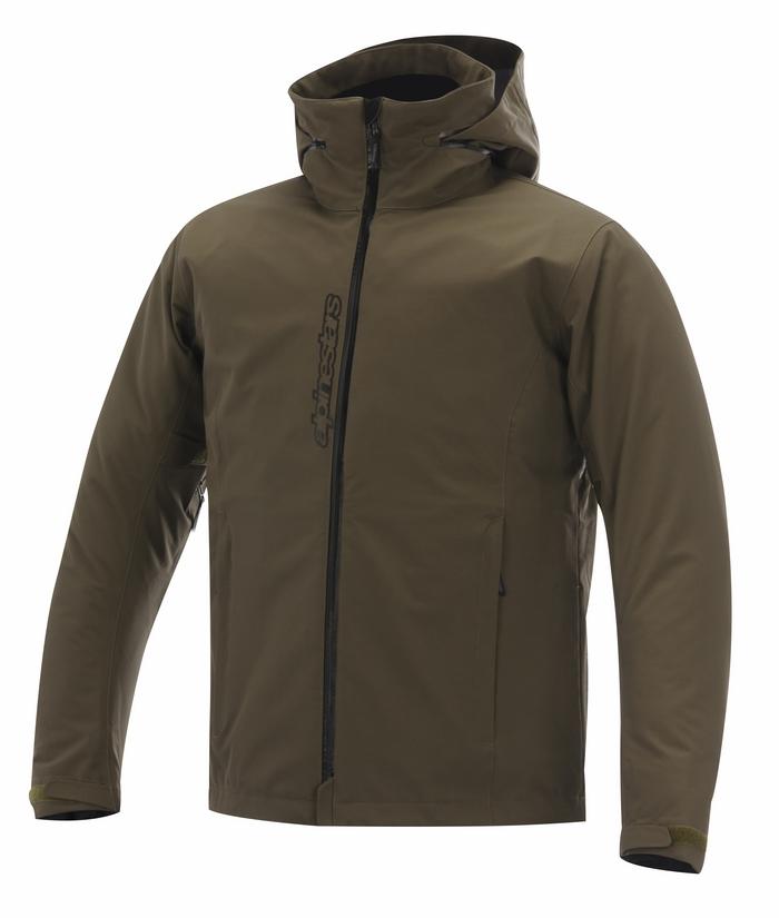 WP 3L Jacket Alpinestars Dusk Dark Brown