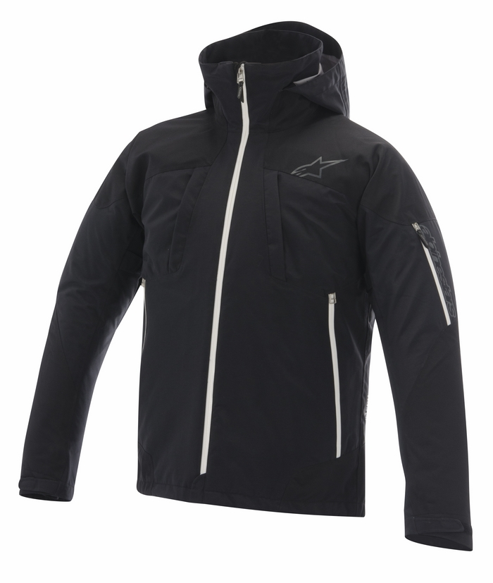 WP 3L Jacket Alpinestars Lance Black
