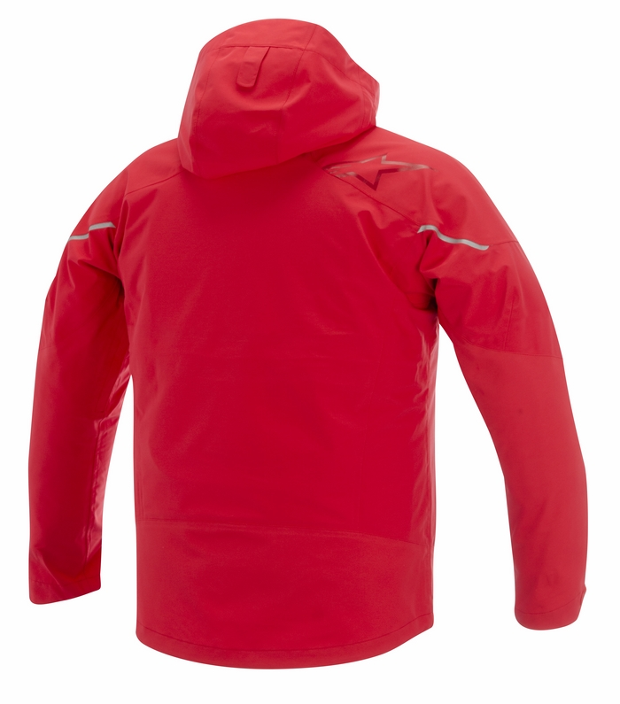 Lance WP 3L Jacket Alpinestars Red