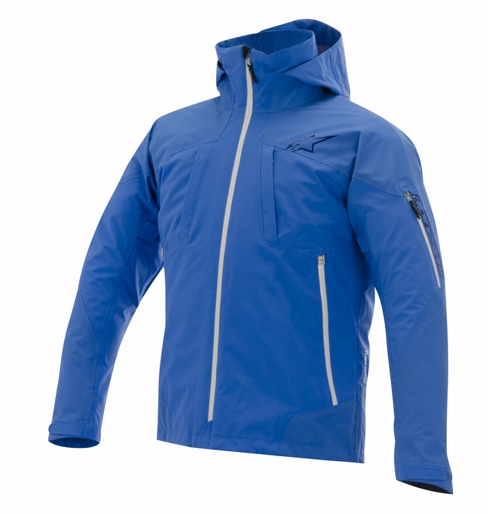 Lance WP 3L Jacket Alpinestars Blue