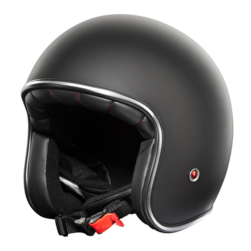 Casco moto demi-jet M.Robert MR320 U9BM