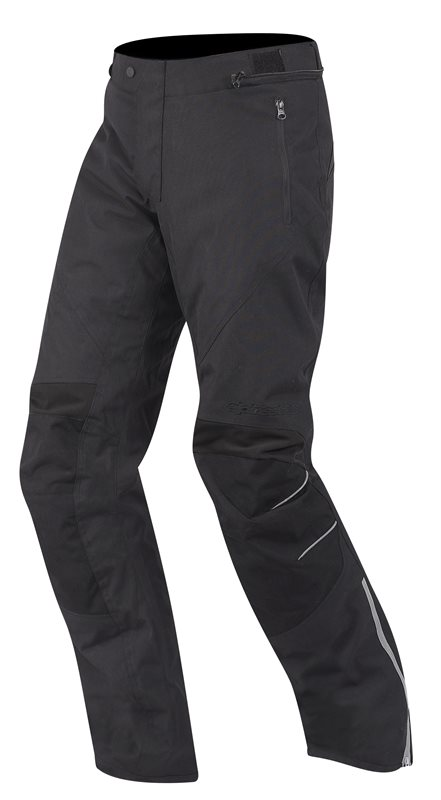 Pantaloni moto Alpinestars Bregenz Drystar Nero