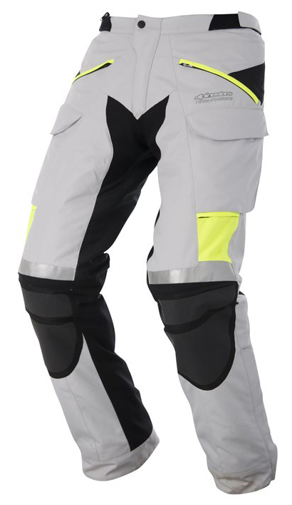 Calama Drystar Pants Alpinestars Grey Neon Yellow