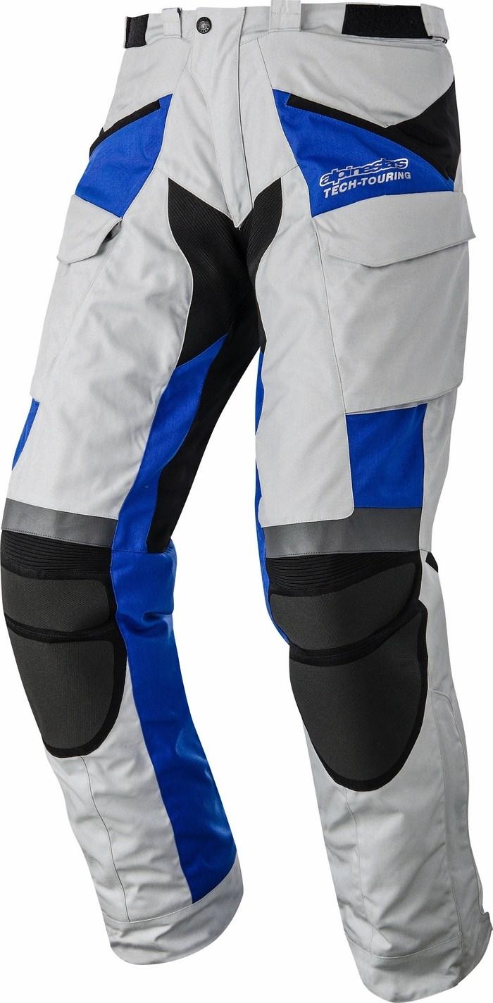 Calama Drystar Pants Alpinestars Grey Blue