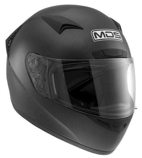 Mds by Agv M13 Mono fullface helmet matt black