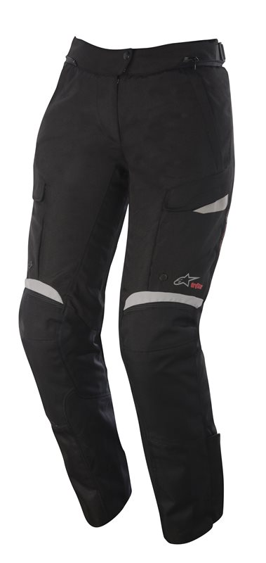 Alpinestars Bogota Drystar woman trousers Black Grey