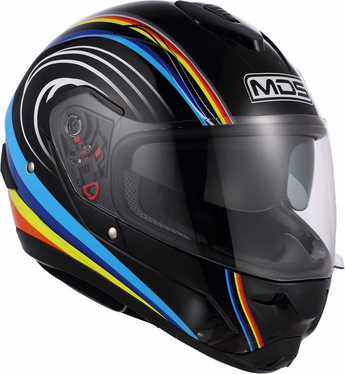 Casco moto Mds by Agv Fullsun Multi Natural Forces