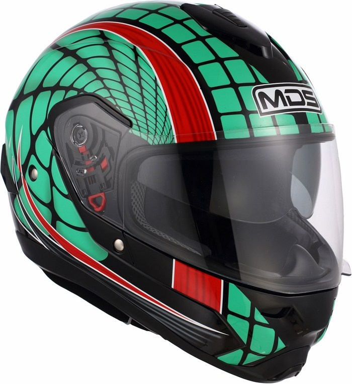 Casco moto Mds by Agv Fullsun Multi Python