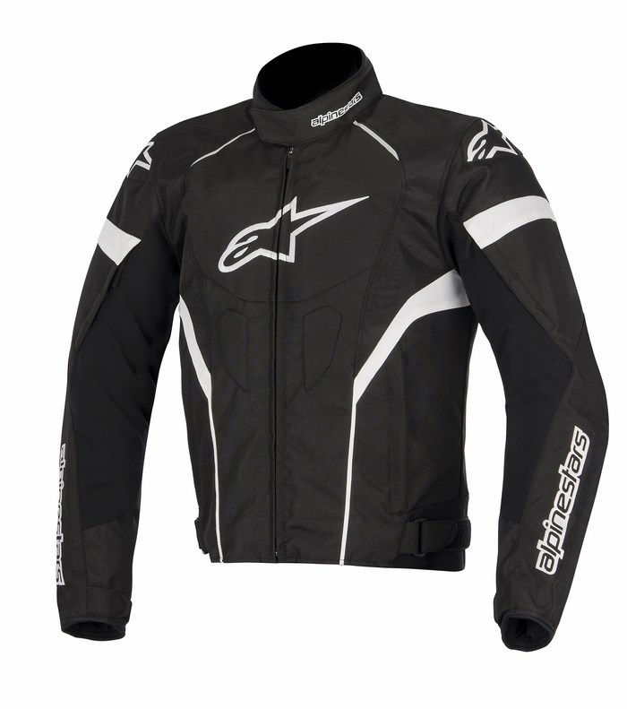 Alpinestars T-GP Plus R jacket  black white