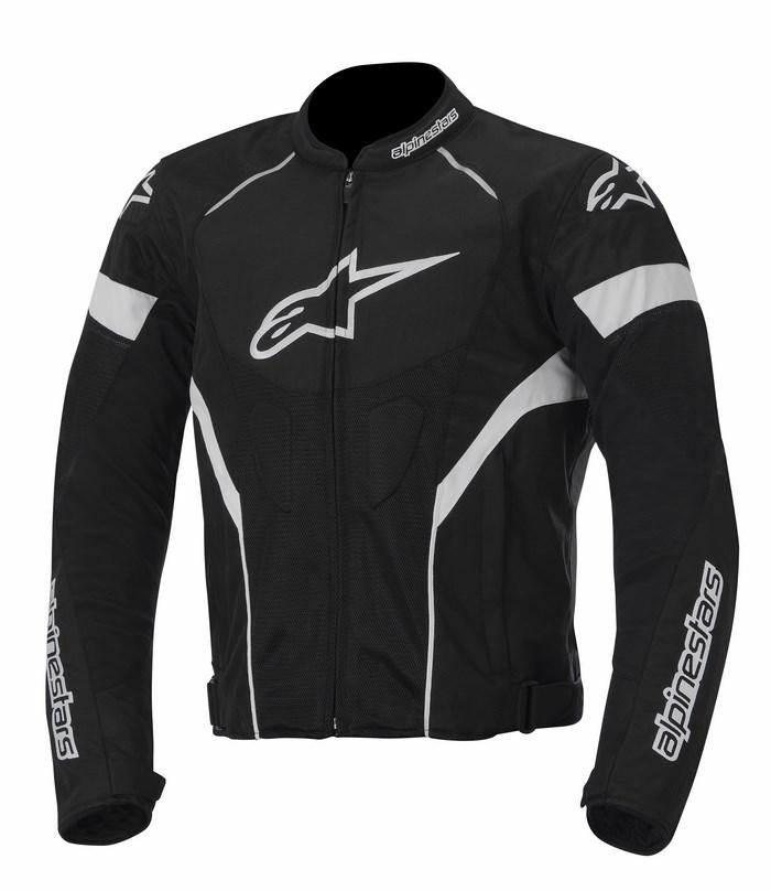 Alpinestars T-GP Plus R Air jacket black white