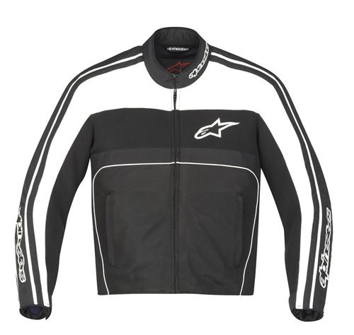 Giacca moto Alpinestars T-Dyno Air Nero-Bianco
