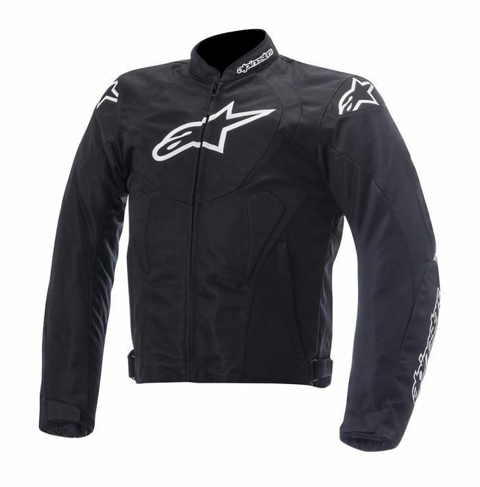 Alpinestars T-Jaws Air jacket black