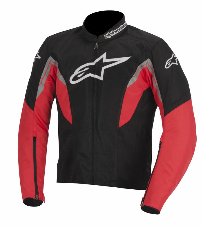 Alpinestars Viper Air jacket black red white