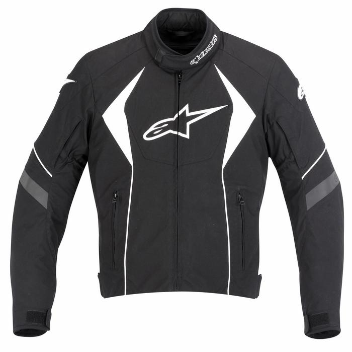 Jacket Alpinestars T-GP-R Black White