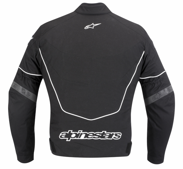 Jacket Alpinestars T-GP-R Air Black