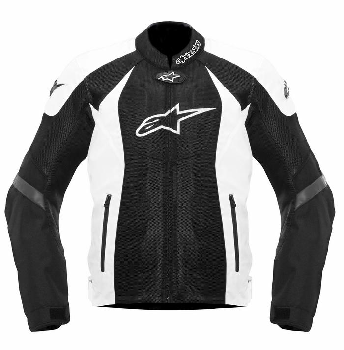 Jacket Alpinestars T-GP-R Air Black White