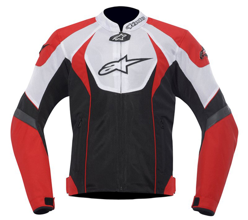 Alpinestars T-GP R Air  jacket Red-Black-White