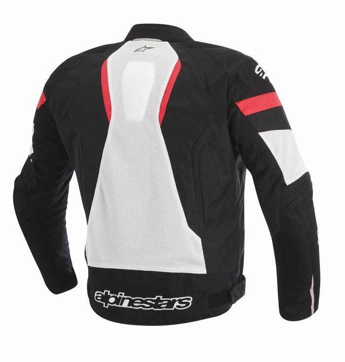 Giacca moto Alpinestars T-GP Pro Air nero bianco rosso