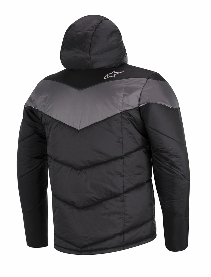 Mack Jacket Alpinestars Black Grey