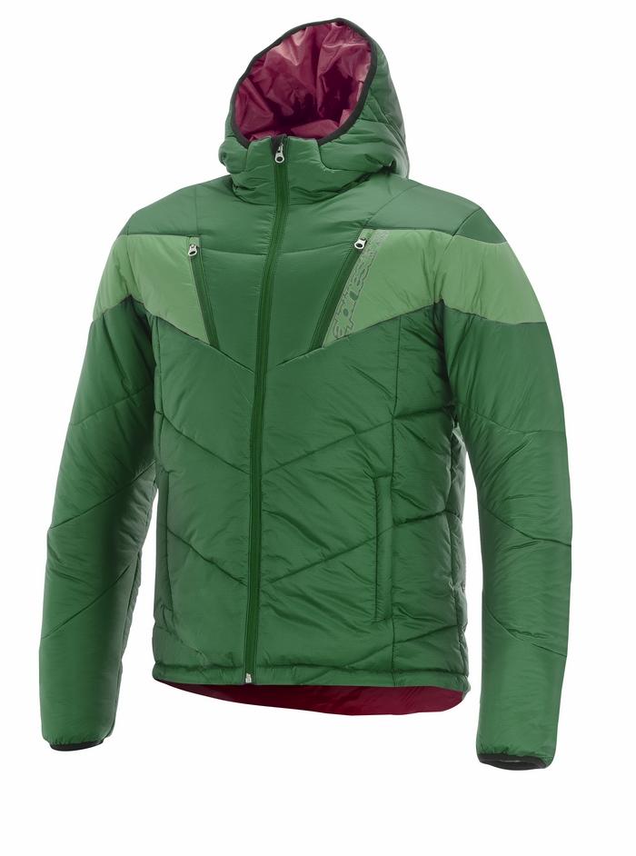 Jacket Alpinestars Mack Green