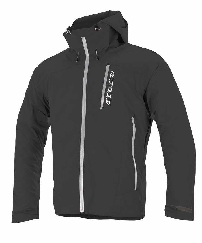 Alpinestars Logan 3L WP jacket phantom white