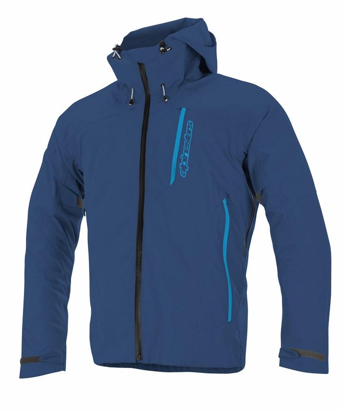 Alpinestars Logan 3L WP jacket blue