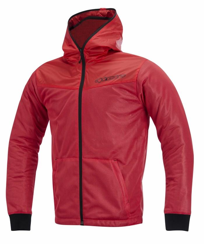 Alpinestars Runner Air jacket red