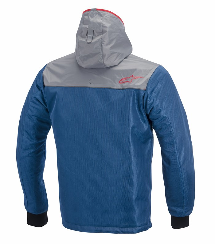 Alpinestars Runner Air jacket blue red