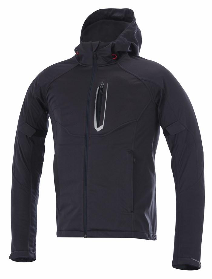 Alpinestars Spark Soft Shell jacket black