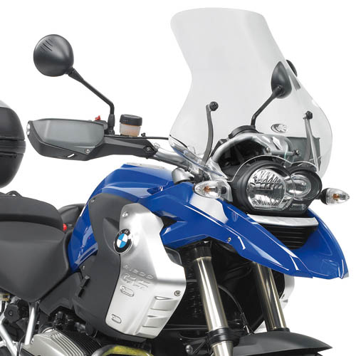 Plexiglass specifico 330DT per BMW R1200GS
