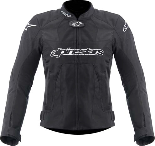 Alpinestars STELLA T-GP Plus Air woman jacket Black
