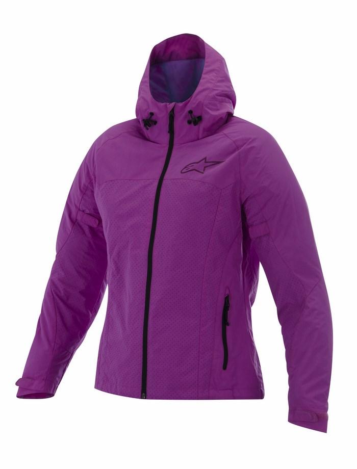 Alpinestars Stella Tornado Air jacket pink