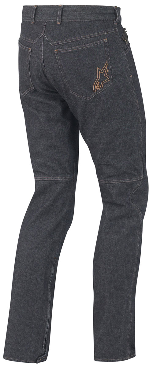 ALPINESTARS Axiom Kevlar Denim pants col. indigo washed